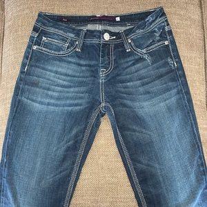 EUC Vigoss Collection Flare Jeans Size 7.